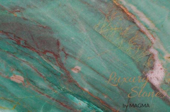 kwarcyt EMERALD GREEN poler Luxury Stones (1)