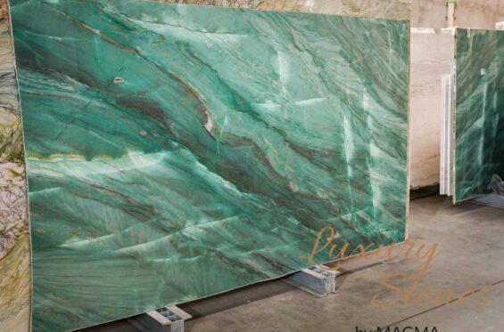 kwarcyt EMERALD GREEN poler Luxury Stones (2)